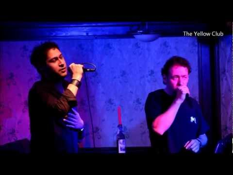karaoKe nights at Yellow Club - Cristian B. & Ramires -