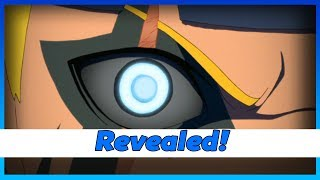 Boruto's Jougan Confirmed! Abilities & Details Revealed! Boruto Naruto Next Generations -ボルト-