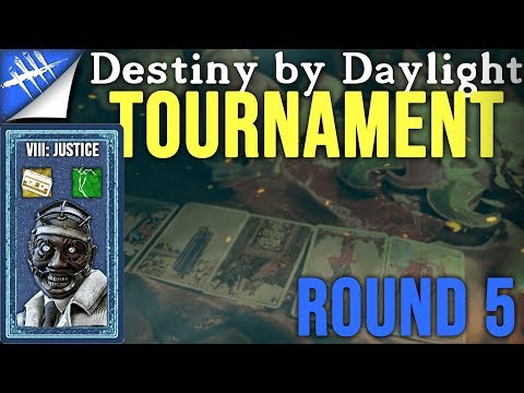 Destiny by Daylight Round 5 Semi-Finals - Kanapek vs FEAR