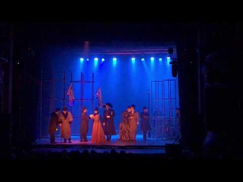 Jekyll & Hyde Argentina - On Tour - Disfraz