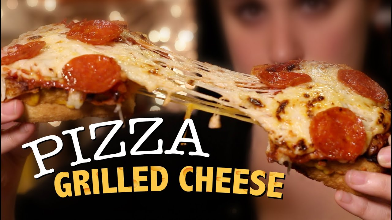 Diy pizza grilled cheese youtube diy pizza grilled cheese solutioingenieria Image collections