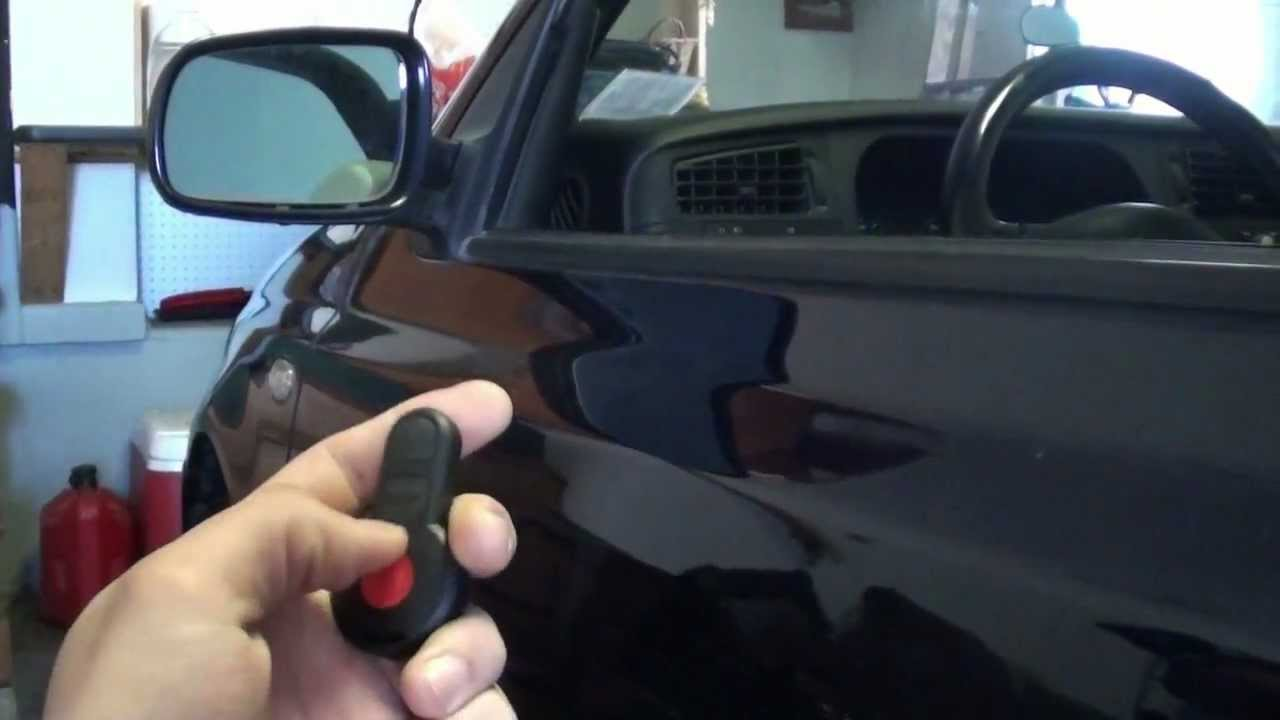 Car Remote Key >> Program A Remote Key Fob For Your Car Simple And Easy Steps