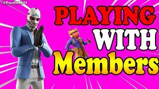 🔴  Kill The Duo! Custom match Xbox Player // 3200+ WINS // Fortnite Battle Royale