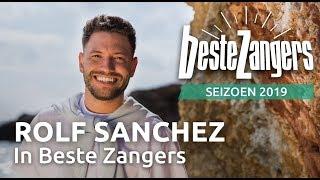 Rolf Sanchez zaterdagavond centraal in Beste Zangers