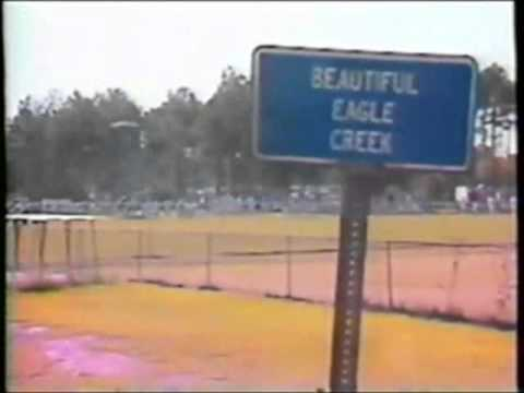 Erk Russell and Beautiful Eagle Creek