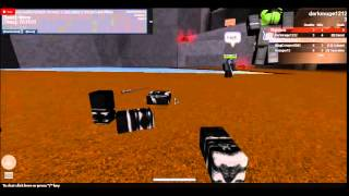 ROBLOX - 1 v 1 [AEC]Darkmuge1212 vs [Team Domino]KingCreeper2002/ 5-2 / Darkmuge1212 takes the win
