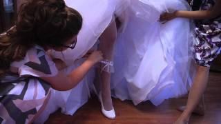 Свадьба. Сборы невесты.