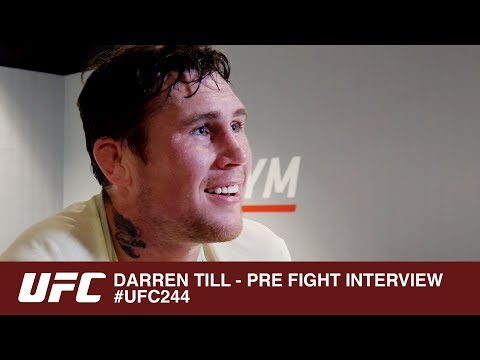 UFC 244's Darren Till still has unfinished business at welterweight, talks Kamaru Usman vs. Colby Covington
