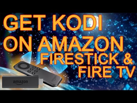 How To Install NEW KODI JARVIS ON FIRE STICK Es FILE CRASH FIX  ** UPDATED AUGUST 2016**