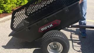 Max ATV/UTV Off-Road Utility Trailer  - Royal Distributing