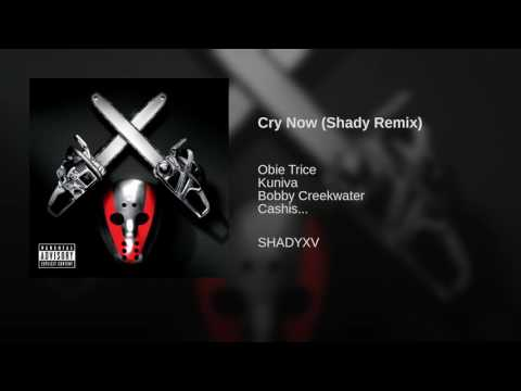 Cry Now (Shady Remix)