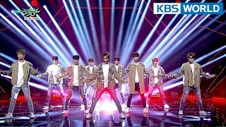 Stray Kids - District 9 [Music Bank / 2018.04.13]