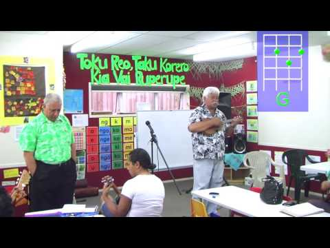 Cook Islands Ukarere Classes Weeks 4-6