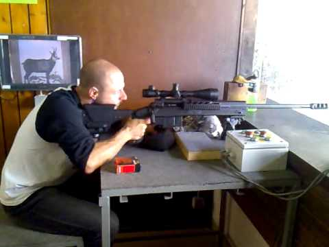 Savage 110 Ba Tactical Rifle In 338 Lapua Magnum Youtube