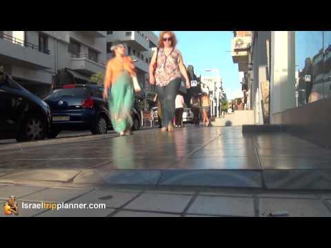 Tel Aviv Walking Tour - Shenkin Street Tel Aviv