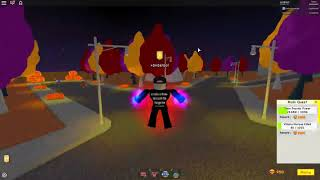 Roblox Super Power Training Simulator. How To Get Lightning Bolt Aura!