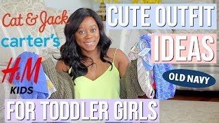 CUTEST SPRING/SUMMER OUTFITS FOR KIDS   HUGE TODDLER GIRL CLOTHING HAUL & OUTFIT IDEAS   NIA NICOLE