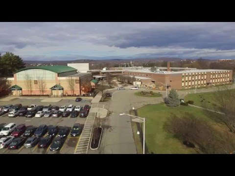 AERIAL FOOTAGE: NORTH HUNTERDON HIGH SCHOOL