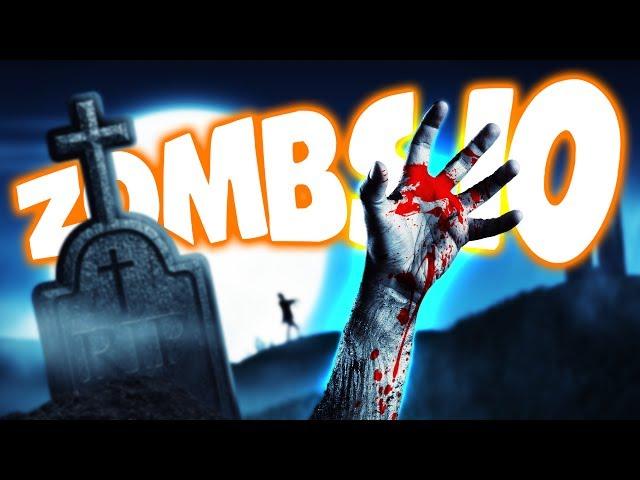 ZOMBIES and BAD BOYS! | ZOMBS io