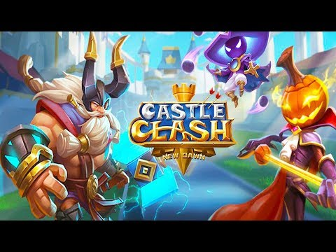 Castle Clash: New Dawn - Android/iOS Gameplay ( By IGG.COM )