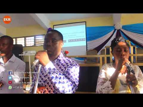 HENA NE WO - LIVE PERFORMANCE - THE VICTORY VOICE @ BREMANG NKONTWIMA SDA CHURCH
