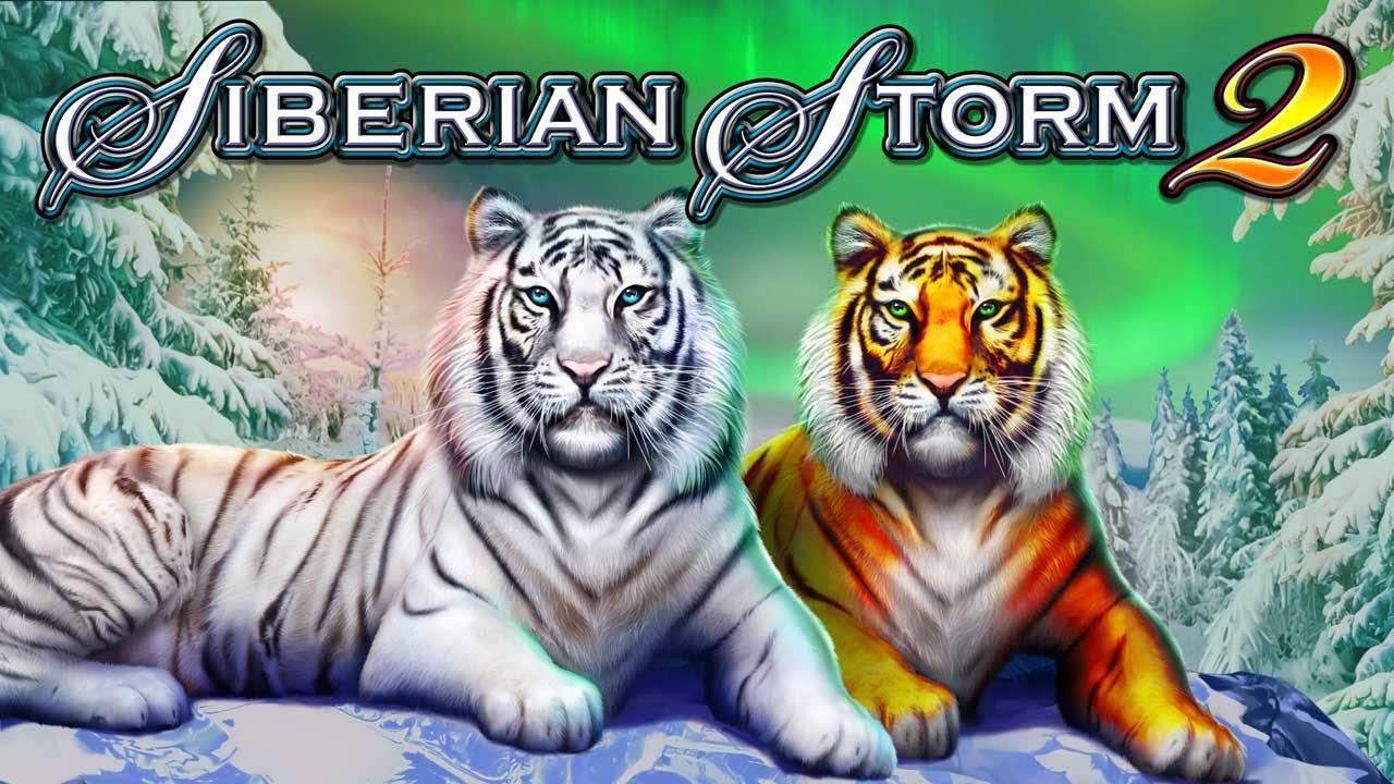 Siberian storm slot pays