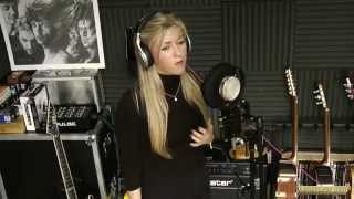 Kim Alvord - Scream ( funk my life up)  My Private Studio version