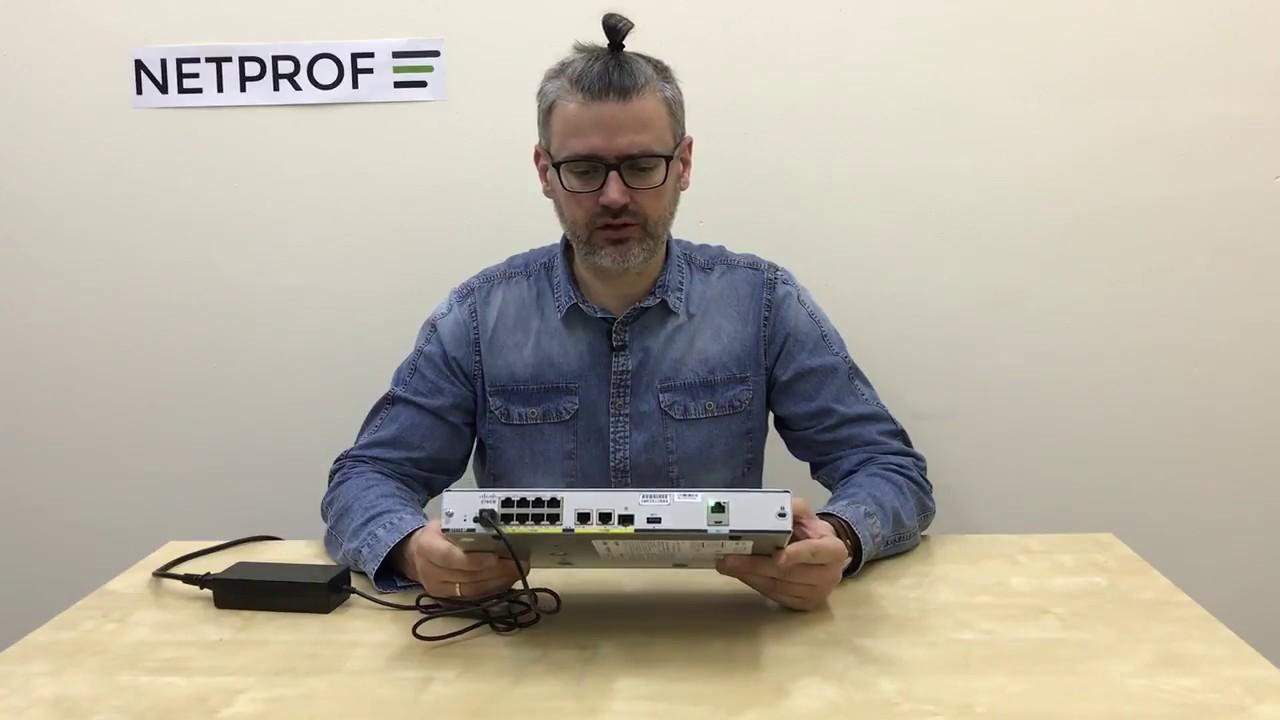 Cisco ROUTER C1111-8P