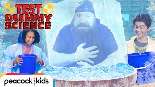 Arctic Bath Experiment | TEST DUMMY SCIENCE