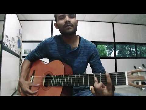 Teri yaad humsafar subah- o -sham | udit narayan | cover | PUSHKARSINGH |