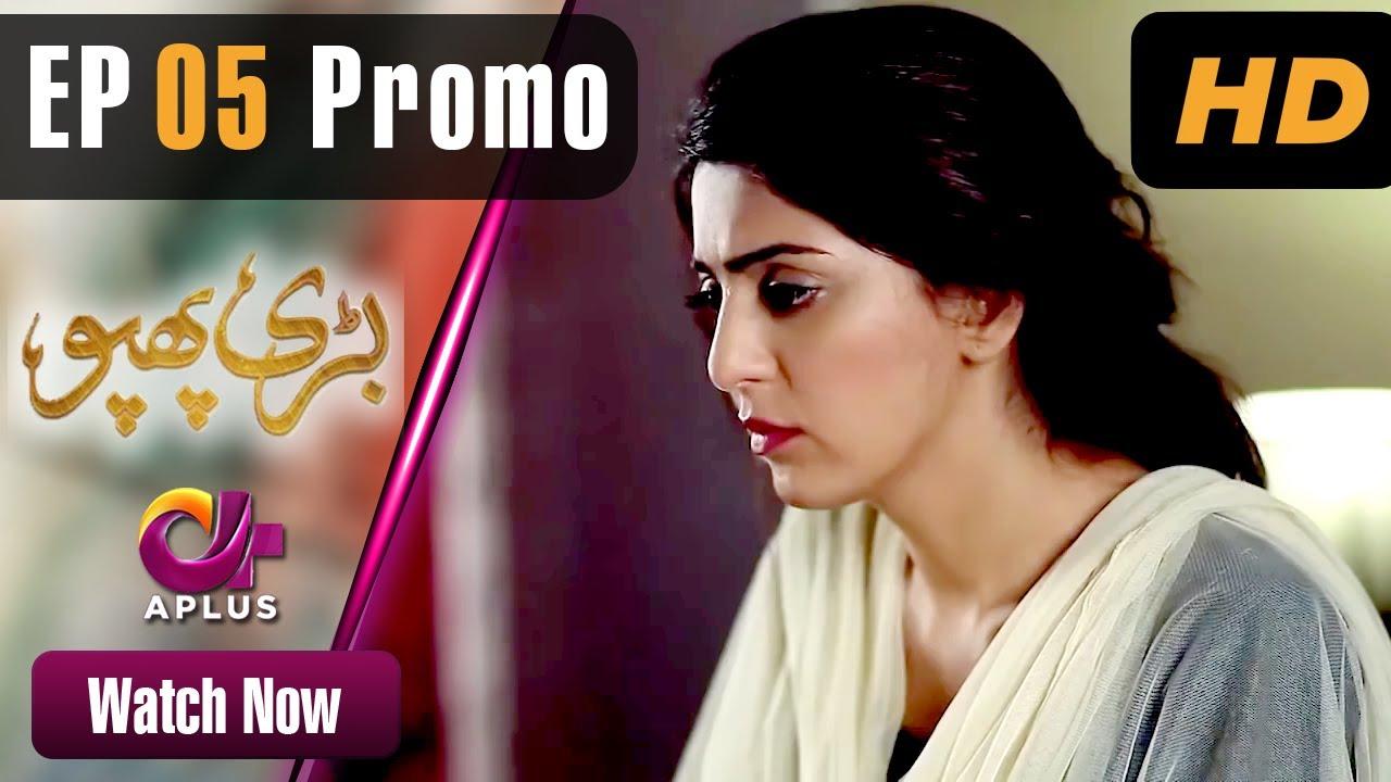 Pakistani Drama   Bari Phuppo - Episode 5 Promo   Aplus Dramas   Hassan Somroo, Sangeeta   C3D2O