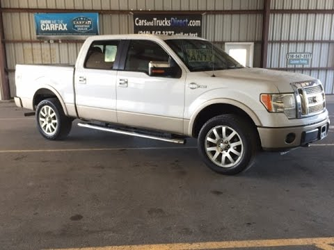 2010 Ford F150 King Ranch Youtube