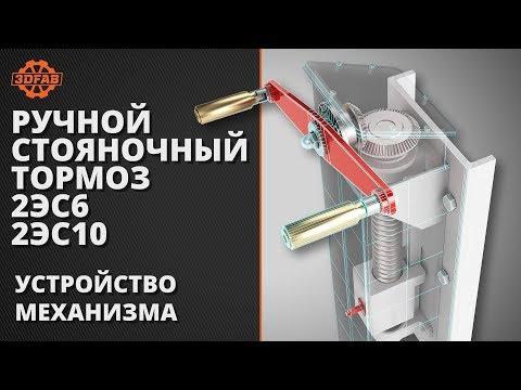 Ручной стояночный тормоз (устройство)