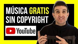 MÚSICA SIN COPYRIGHT para vídeos de YOUTUBE GRATIS (2020)