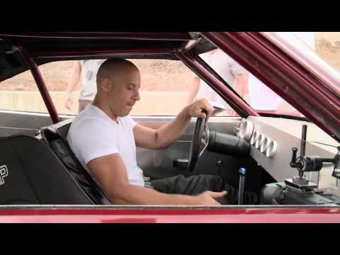 Fast & Furious 6 - Behind The Scene Featurette