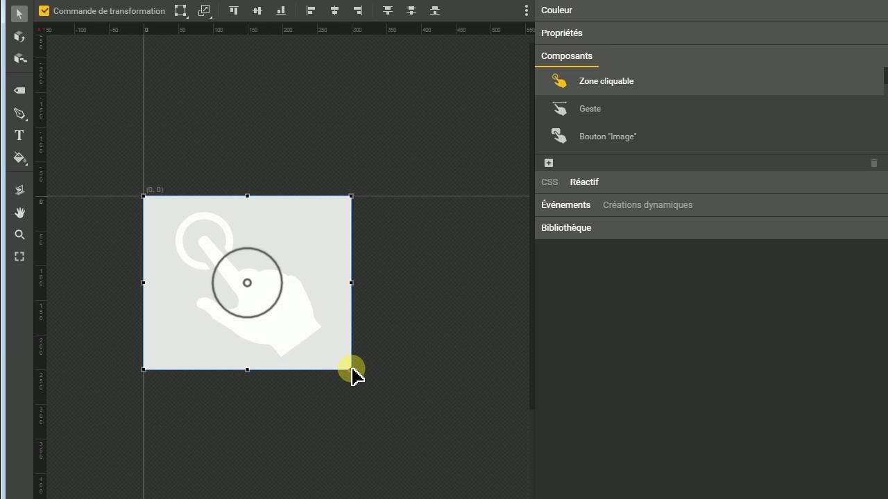 Intégration du clicktag dans Google Web Designer - YouTube