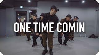 One Time Comin' - YG / Shawn Choreography