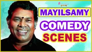 Mayilsamy Comedy Scenes | Mayil Samy Comedy Collection | Birthday Special | New Tamil Movies