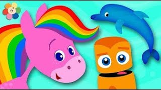 For Babies And Kids Learning Colors And Numbers For Kids