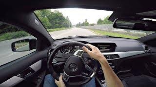 Mercedes Benz C 63 AMG 2012 Videos