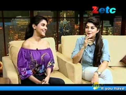 Komal Nahta with Asin & Jacqueline