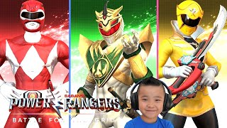 Power Rangers Battle For The Grid CKN Gaming