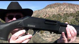 Dickinson Commando Shotgun vs. Hominy...Is It Really Worth $200?