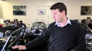 Williams Morgan: Bespoking a Morgan Plus 4
