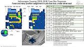 Bmw 6 Series E63 E64 2004 2010 Fuse Box Diagrams Youtube