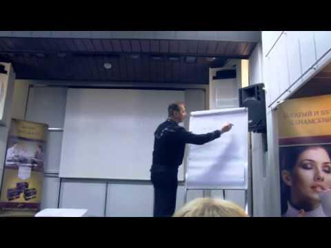 Tom Mower - Бизнес SISEL Kaffe. 27-11-2013 Novosibirsk