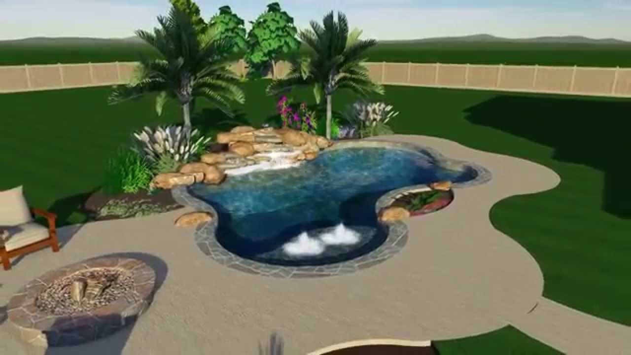 pool studio 3d swimming pool design software youtube