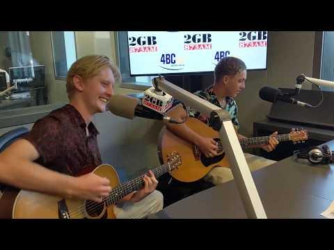 Ballina teens stun Ray Hadley with epic guitar performance