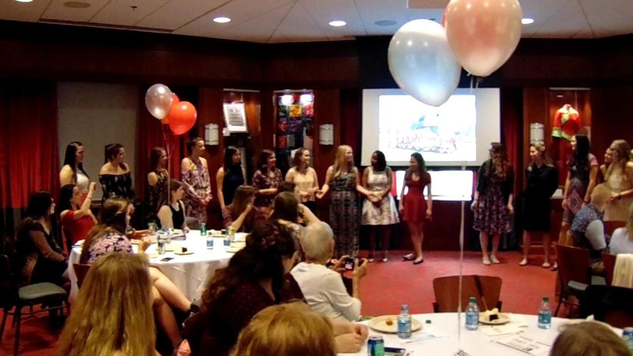 Hamilton flashmob- Ohio State Women's Glee Club Spring ...