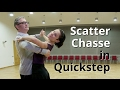 Quickstep Routine with Scatter Chasse | Quickstep Figures